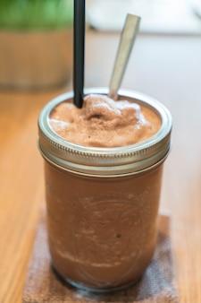 Chocolate frappuchino