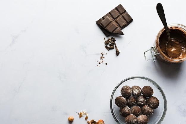 チョコレート 無料写真