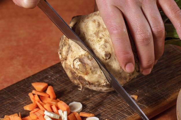 チョッヘド野菜