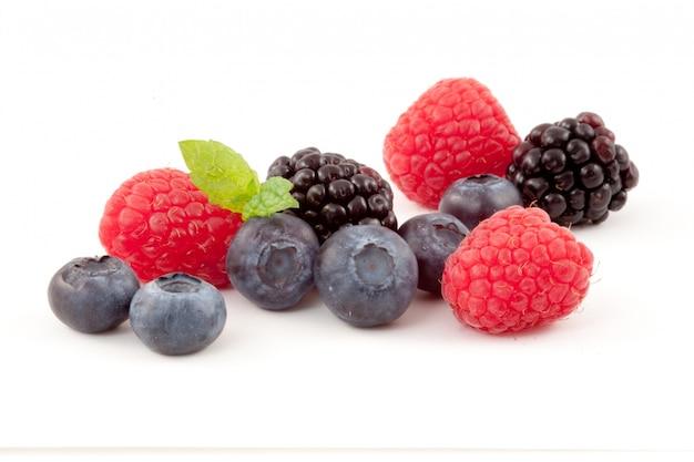 Choice of berries