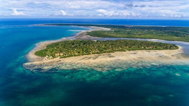Чоле мджини, остров мафия