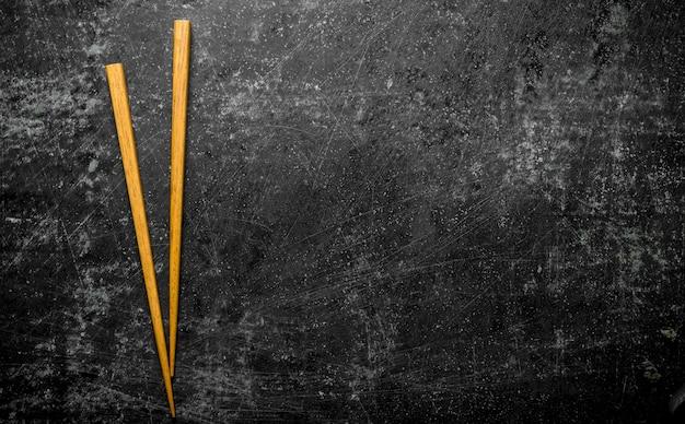 Палочки для японских суши.