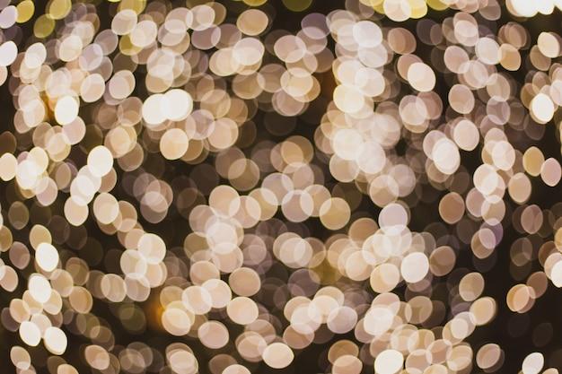 クリスマス抽象的なボケの背景