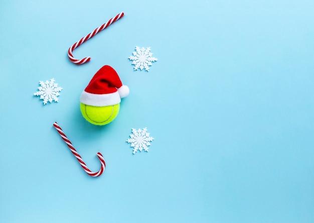 Рождественские и новогодние украшения, открытка