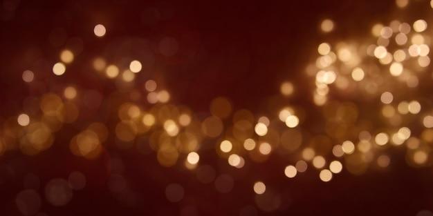 Рождественские и новогодние праздники фон. размытый фон боке