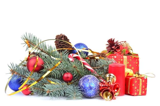 クリスマスと新年 Premium写真