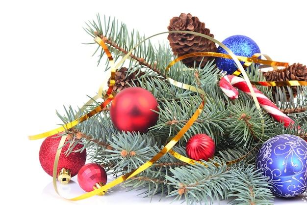 クリスマスと新年