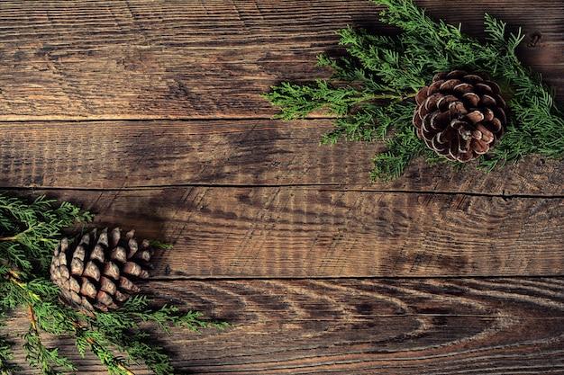 クリスマスの背景新年のテーマ