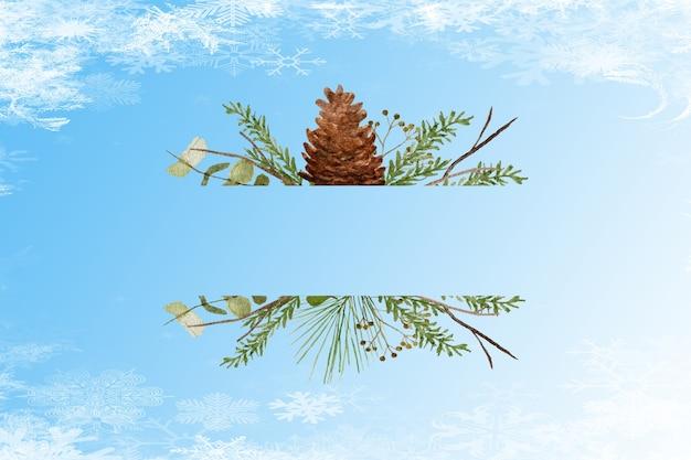 Christmas background texture design concept