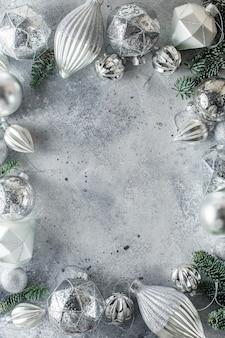 경계 크리스마스 장식 크리스마스 배경