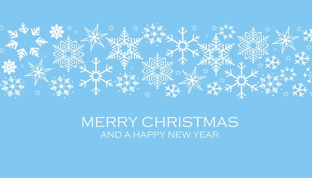 Christmas banner background design