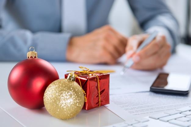 Рождественский бизнес