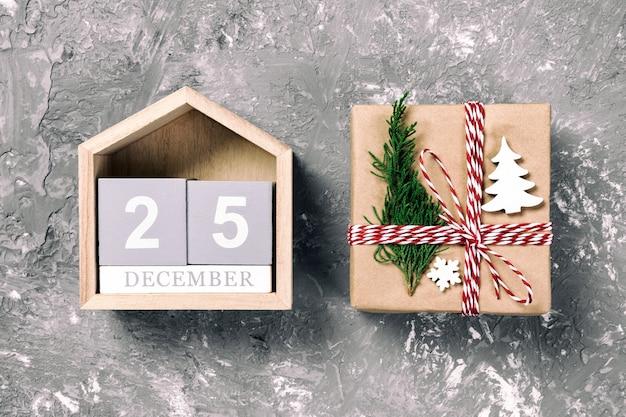 Christmas calendar 1 december