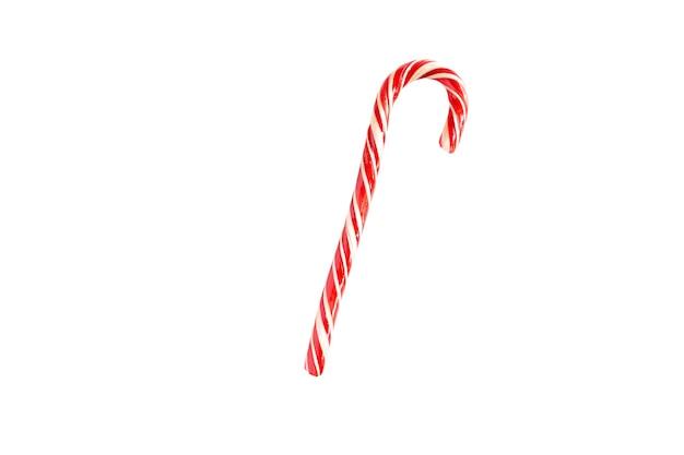 Рождественские конфеты-полосатая трость санты