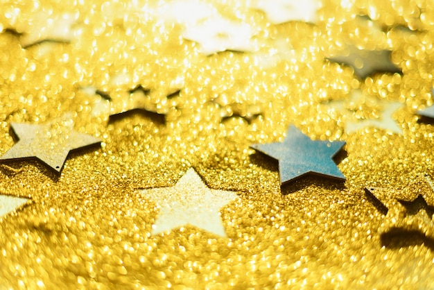 Christmas celebration. abstract background for new year party.