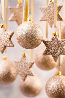 Рождество. рождественский декор и открытка. символ рождества.