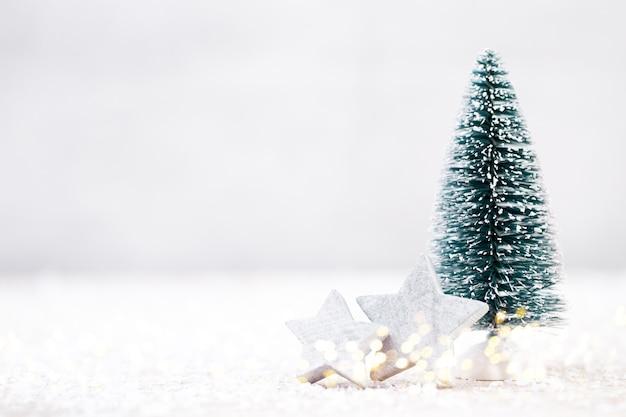 Рождественский декор. рождественская открытка.