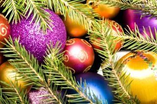 Christmas decoration , christmas-tree