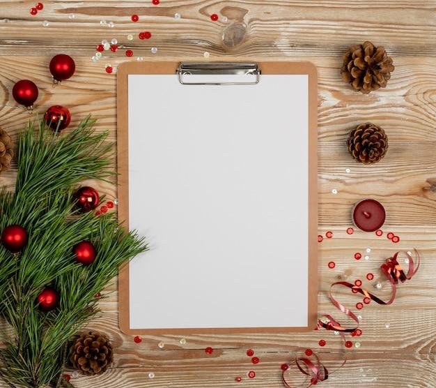 Рождественские украшения и буфер обмена
