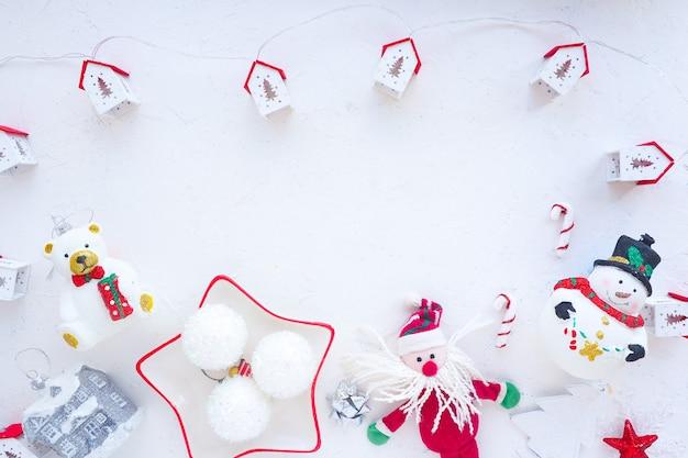 クリスマスの飾りや装飾品