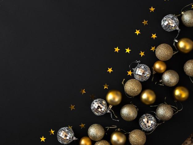 Рождественские украшения плоская планировка