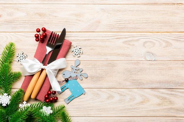 クリスマスの飾り。明けましておめでとうございます。