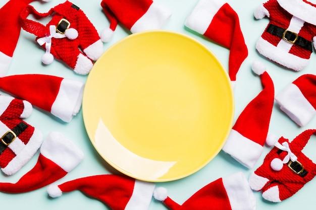 Рождественские украшения. концепция с новым годом.