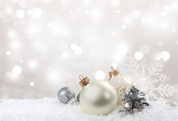Рождественские украшения изолированные