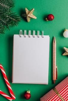 산타에게 보내는 편지, 체크리스트 또는 위시리스트, 녹색 출현 활동에 대한 크리스마스 빈 빈