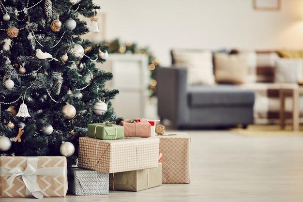 집에서 크리스마스 이브