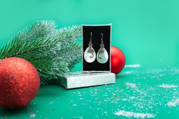 女性へのクリスマスプレゼント