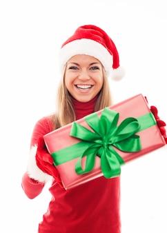 Рождественский подарок от меня тебе!
