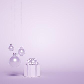 リボンとつまらないものとクリスマスプレゼント