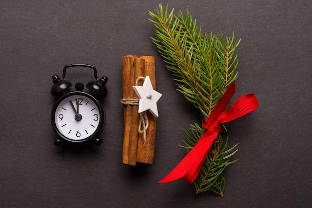 Рождественские подарки рождественская концепция, копия пространства