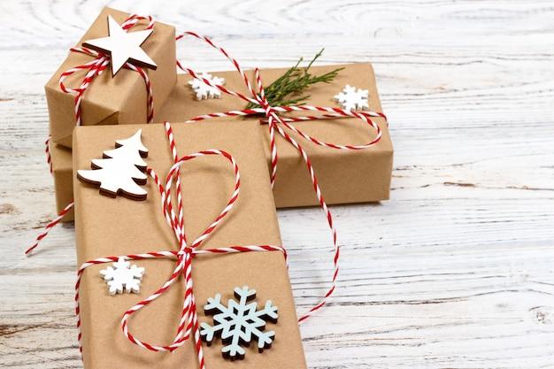 눈송이, 스타와 나무 크리스마스 트리 크리스마스 선물