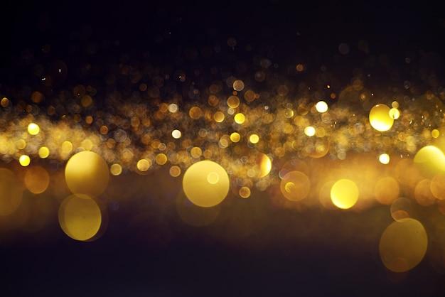 Рождественский золотой блестящий блеск