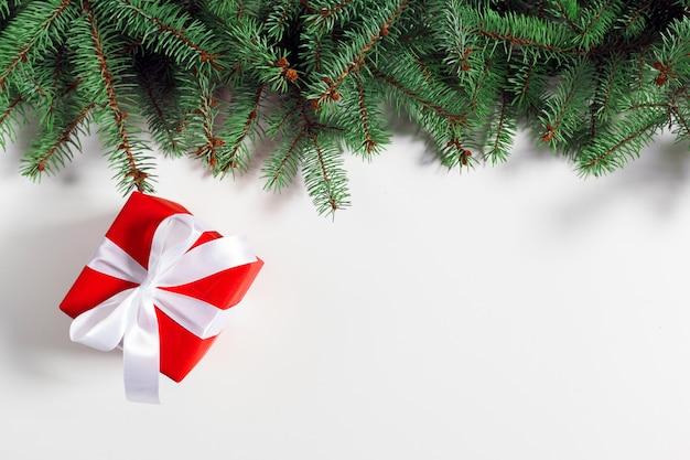 화이트 크리스마스 수 제 선물 상자