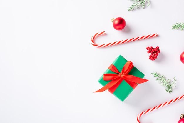 クリスマス休暇の構成