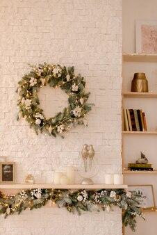 Рождественский домашний декор