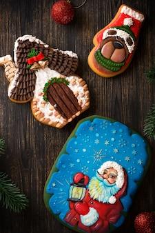 크리스마스 수제 진저 쿠키