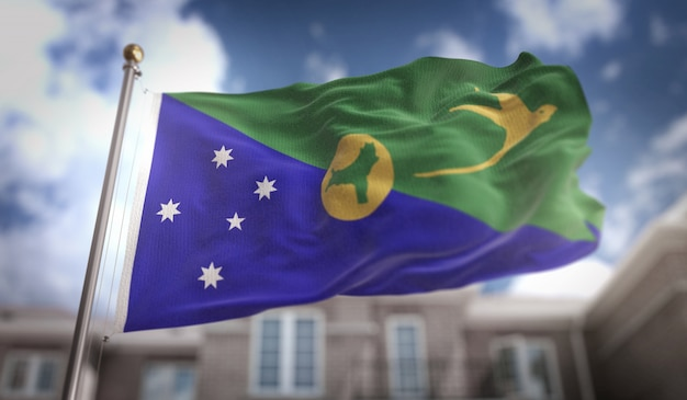 Christmas Island Flag.Flag Christmas Island Vectors Photos And Psd Files Free
