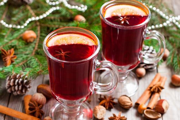 クリスマスグリューワイン