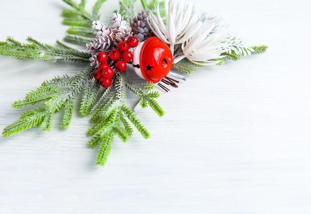 Рождество или новый год для поздравительной открытки или дизайна