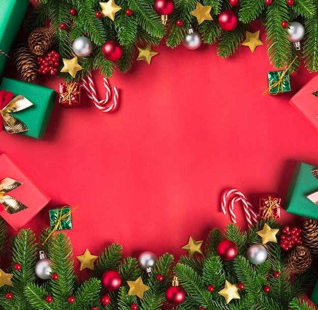 크리스마스 선물 및 장식