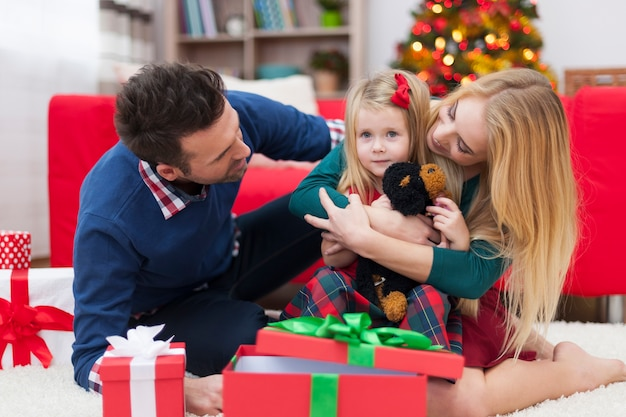 Christmas time strengthening our love