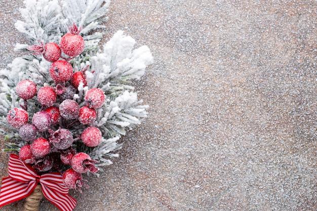 Рождественская елка, открытка. украшение.