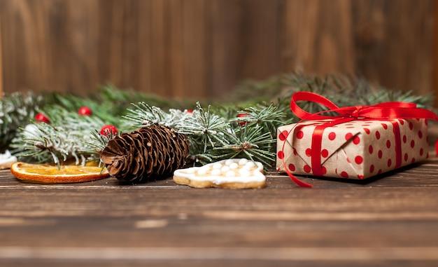 Рождественская елка с украшениями   Бесплатно Фото