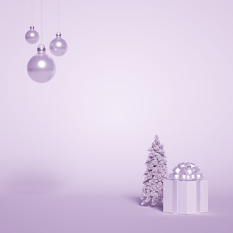ギフトとつまらないものとクリスマスツリー