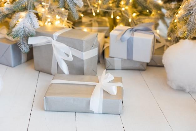 새해 선물 크리스마스 트리