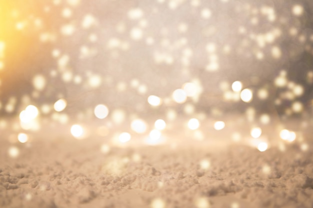 Christmas with christmas balls, gifts and decoration